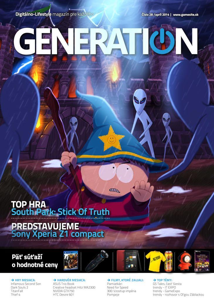 Generation magazín č. 028