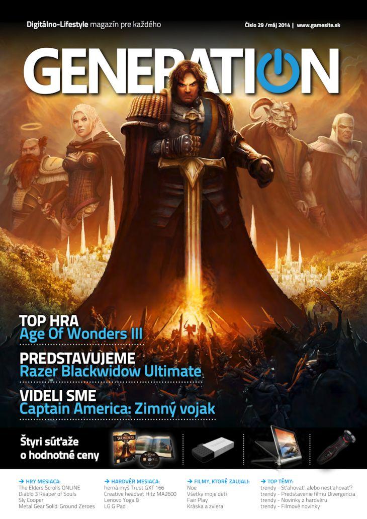 Generation magazín č. 029