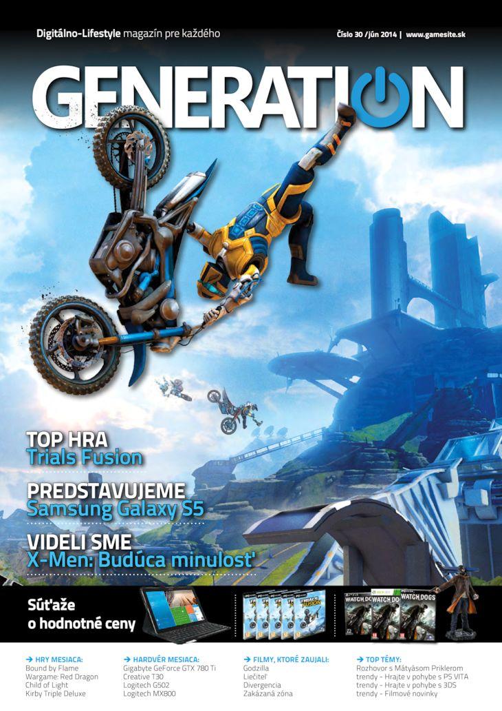 Generation magazín č. 030