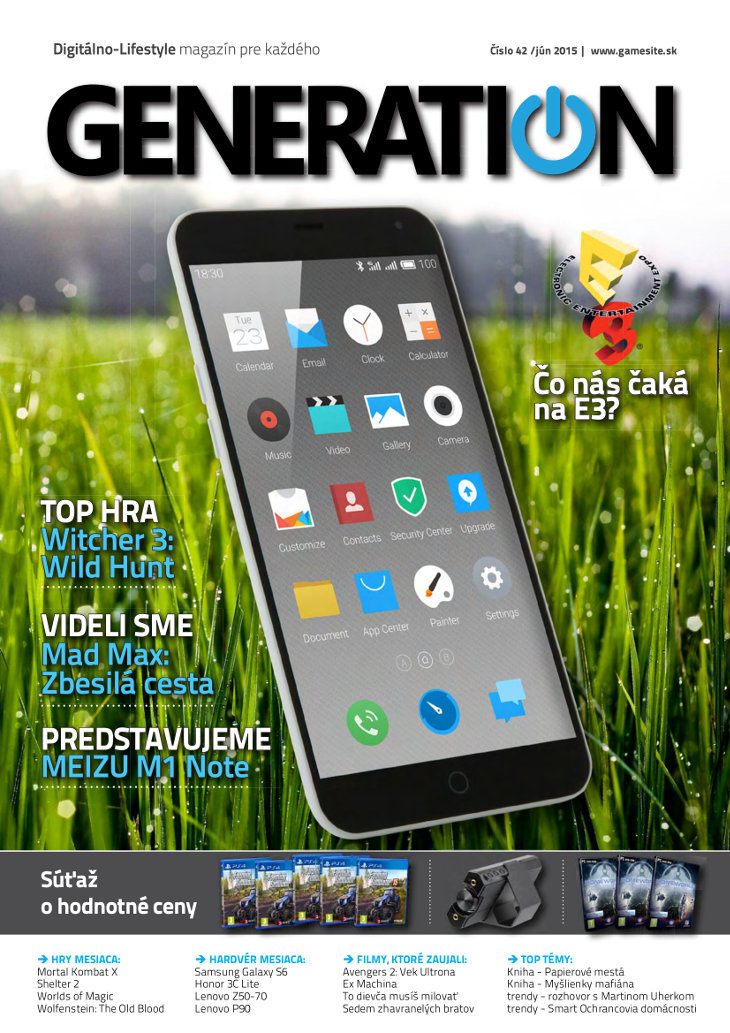 Generation magazín č. 042