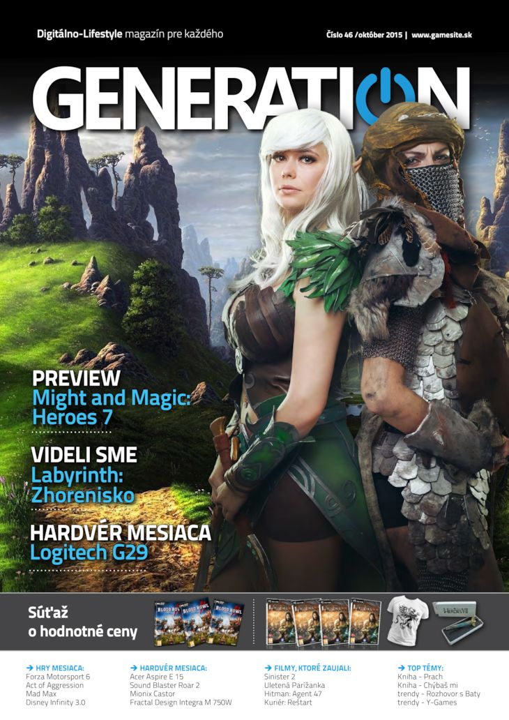 Generation magazín č. 046