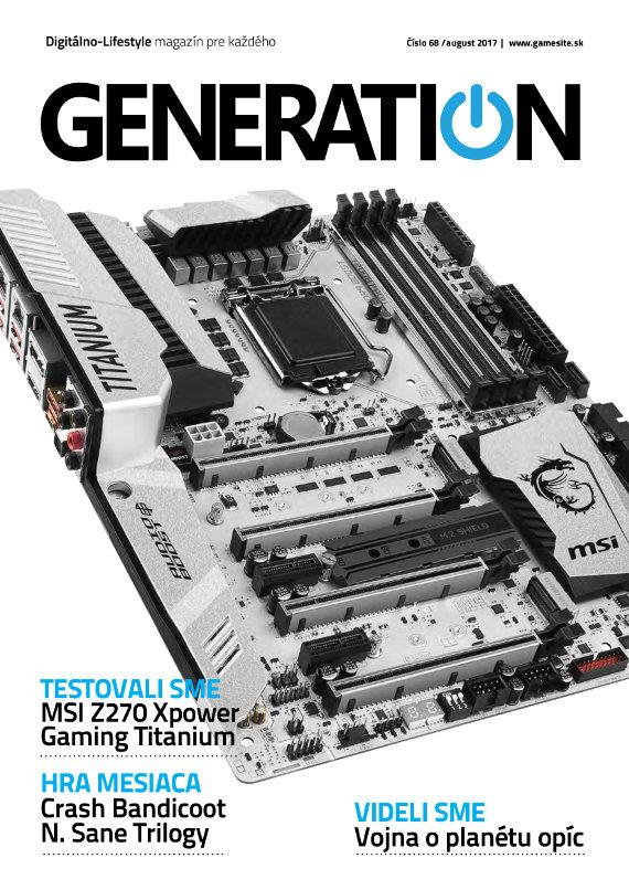 Generation Magazín č. 068
