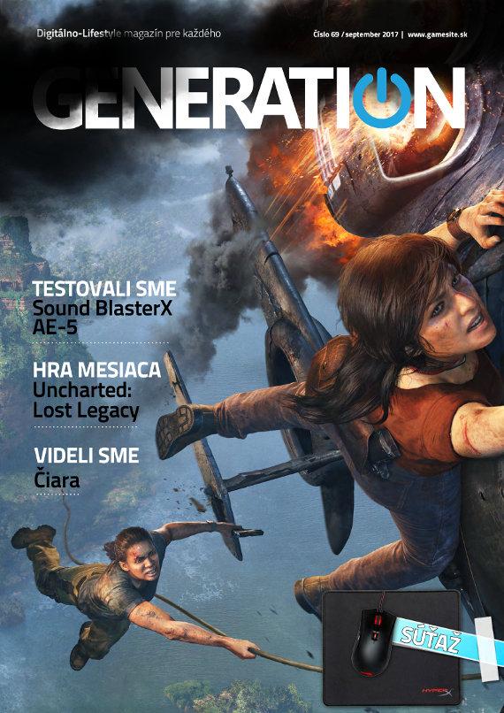 Generation Magazín č. 069