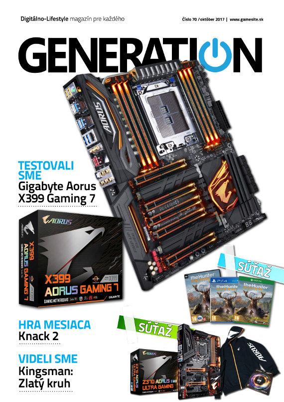 Generation Magazín č. 070