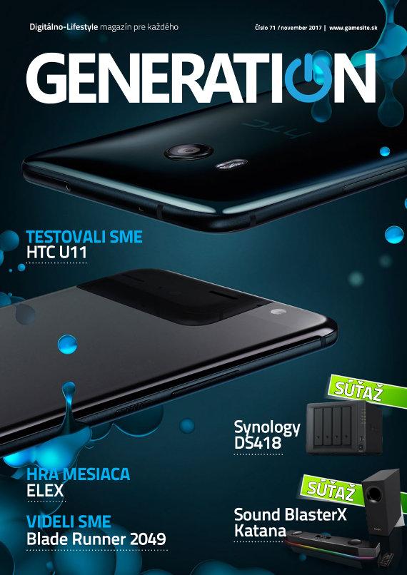 Generation Magazín č. 071