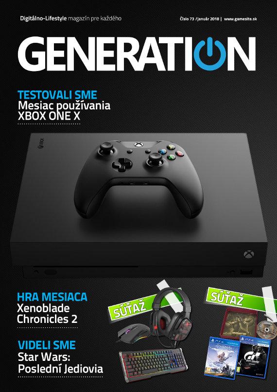 Generation Magazín č. 073