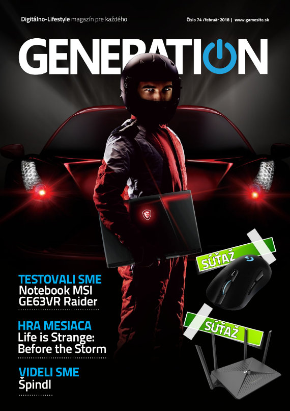 Generation Magazín č. 074
