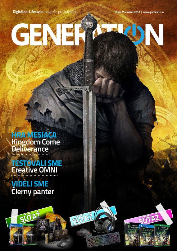 Generation Magazín č. 075