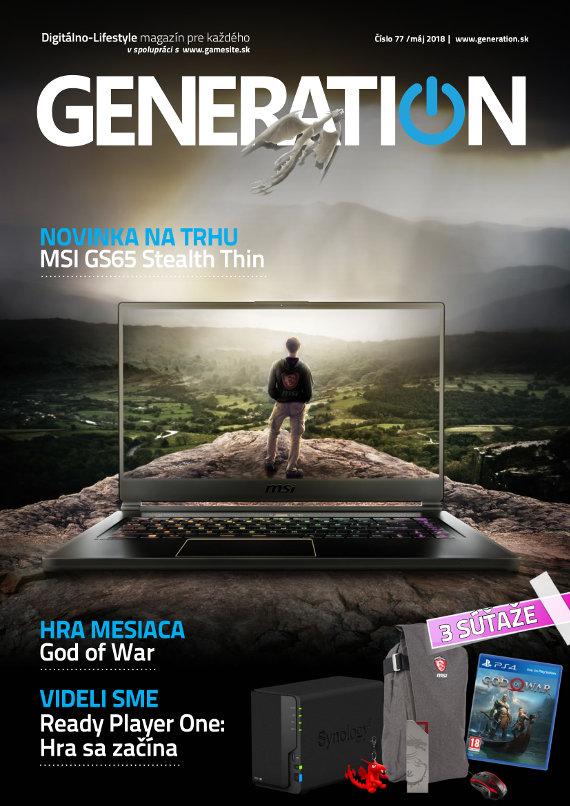 Generation Magazín č. 077